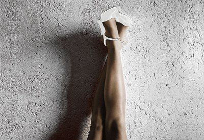 All American Legs (White)