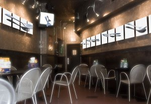 Image of Light Painting Cafe' 3D
