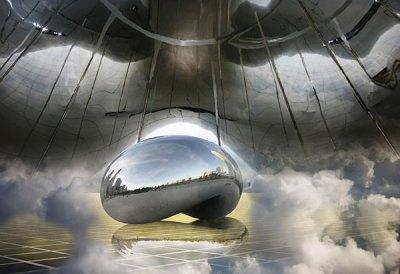 Cloud Gate Sculpture