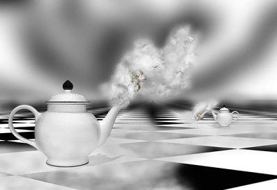 Rose Hip Hopped Tea