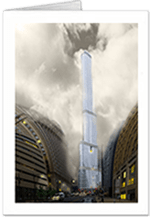 Image of Trump Tower in Chicago is on the About Us page