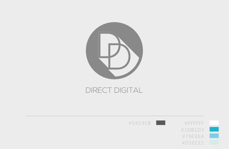 GEMINIWEB - IMAGE - STATIONERY - DIRECT DIGITAL - LOGO