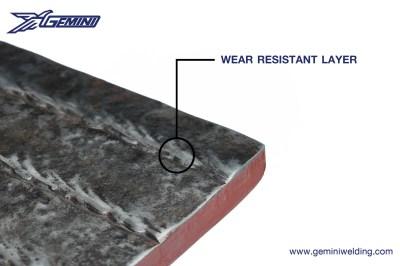 Wear Resistance Plate