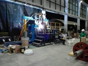 Roller press (offsite 2)