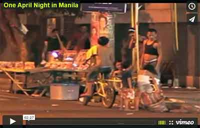 One April Night in Manila