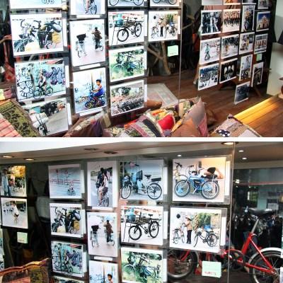 photos from Kuklos sa Collective bike show