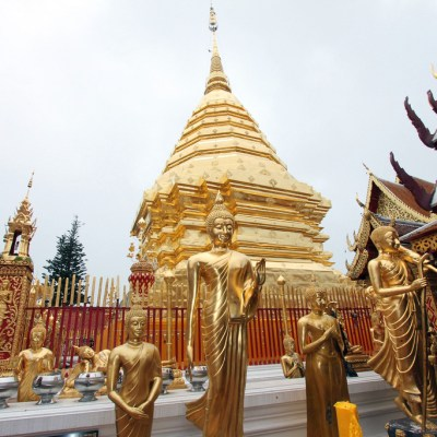Wat Doi Suthep temple