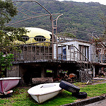 Wanli UFO Pod Houses