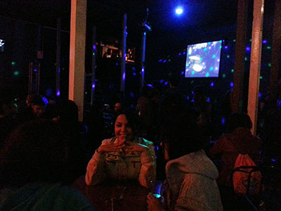Mascara Pub, valparaiso