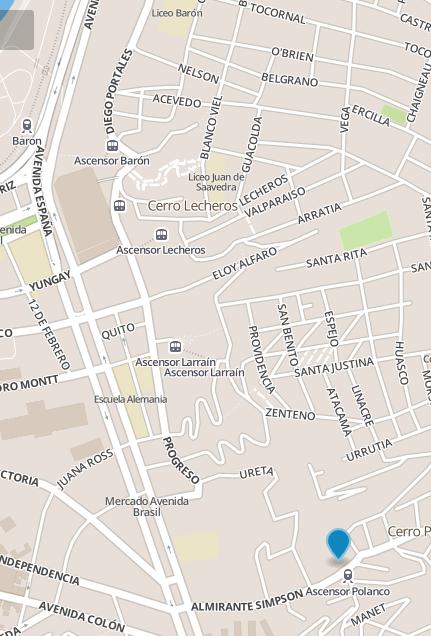 cerro polanco map