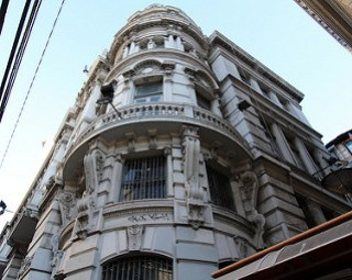 El Mercurio building
