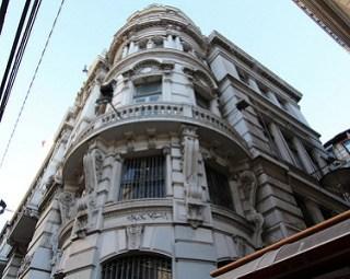 El Mercurio building