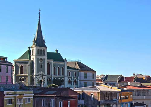 valparaiso lutheran church