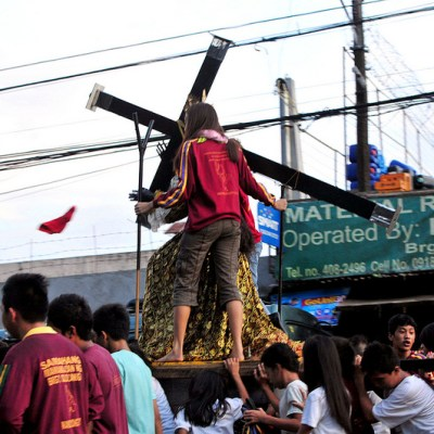 Black Nazarene procession
