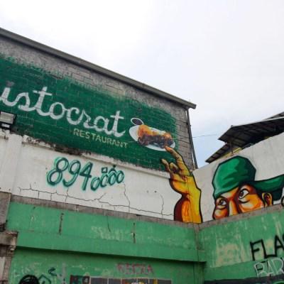 Barangka Drive graffiti