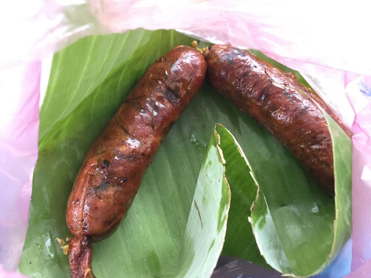Gem- roadside sausage grill