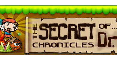 The Secret Chronicles del Dr. M. gioco di piattaforma 2D