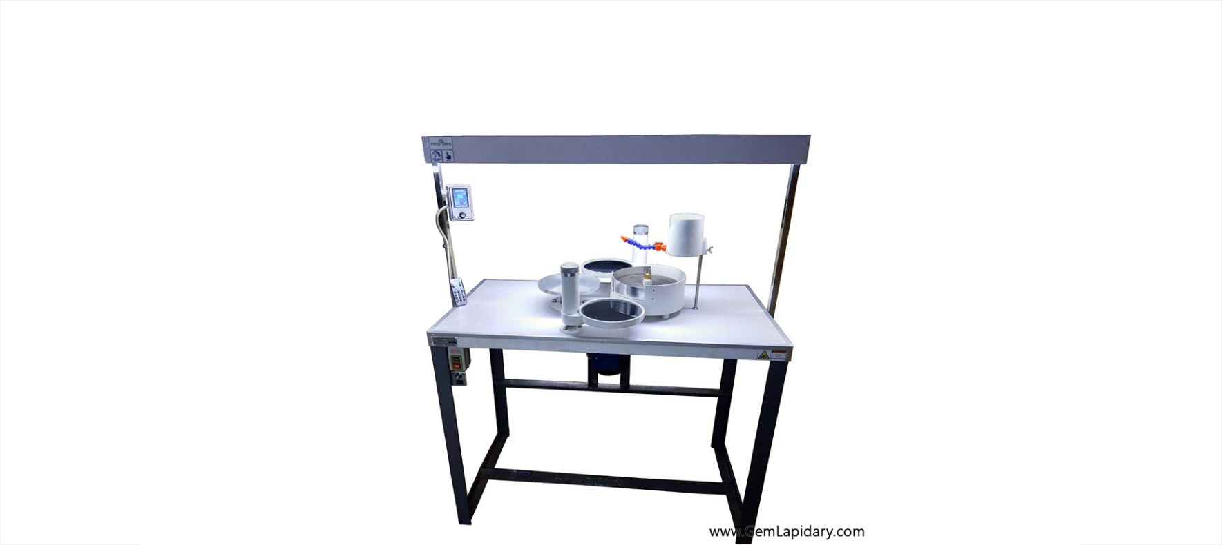 Slider 4 Speed control Sri Lanka Gem Faceting Machine