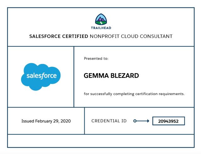 Salesforce Certified Non-Profit Cloud Consultant Exam Tips