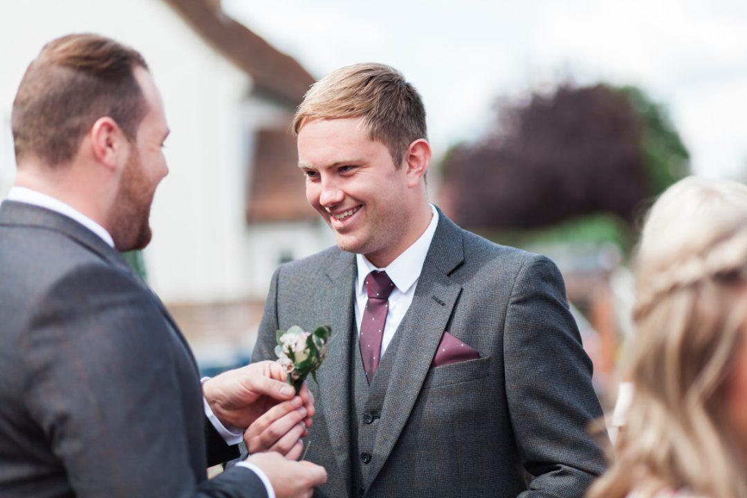 Great Tey wedding
