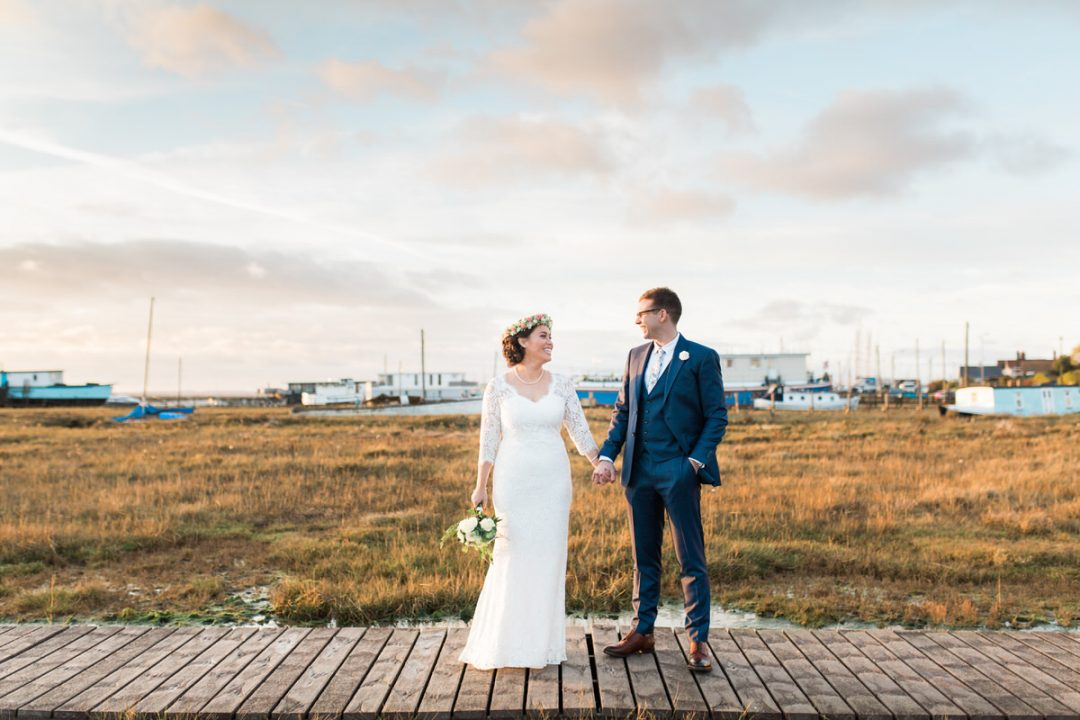 Mersea wedding photos