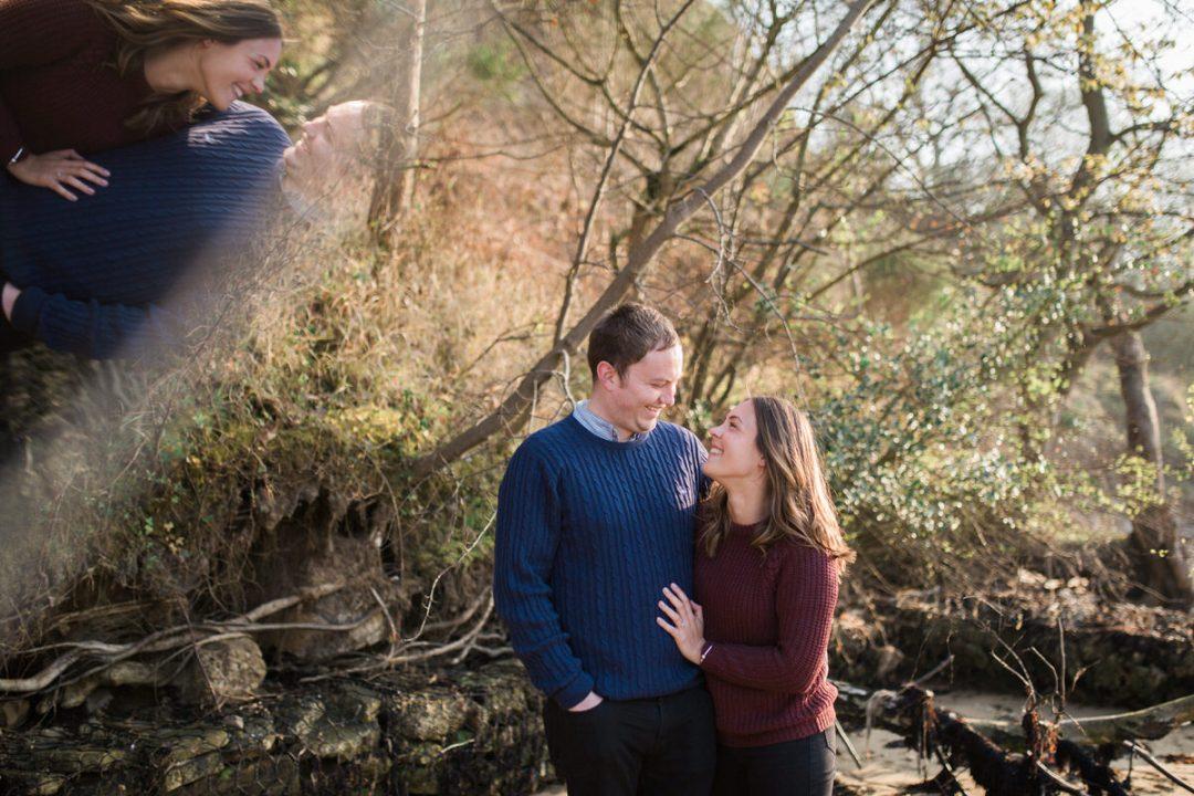 Suffolk engagement photographer