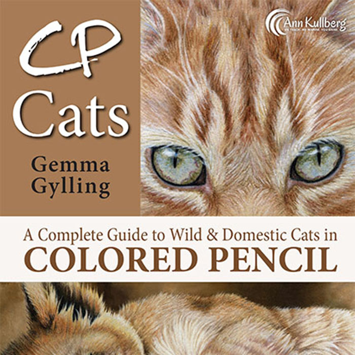 CP Cats - A Complete Guide to Wild & Domestic Cats in Colored Pencil