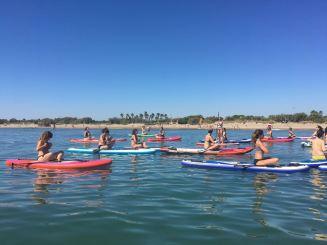 paddle ioga empordà