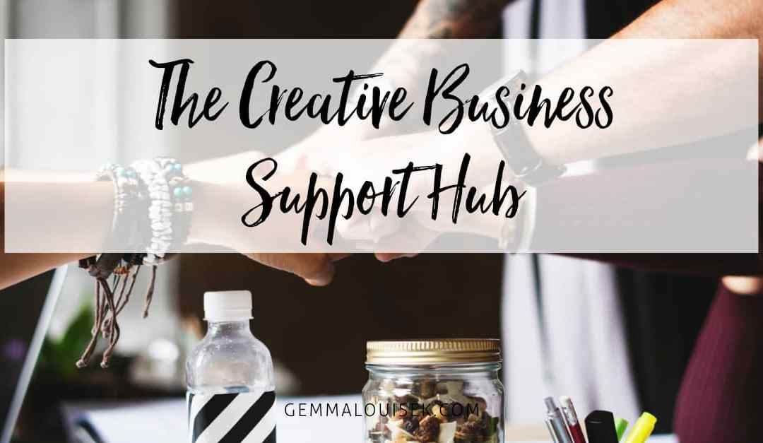 The Creative Business Support Hub