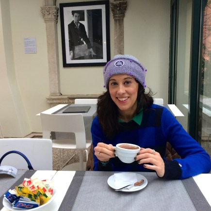 The Peggy Guggenheim Cafe