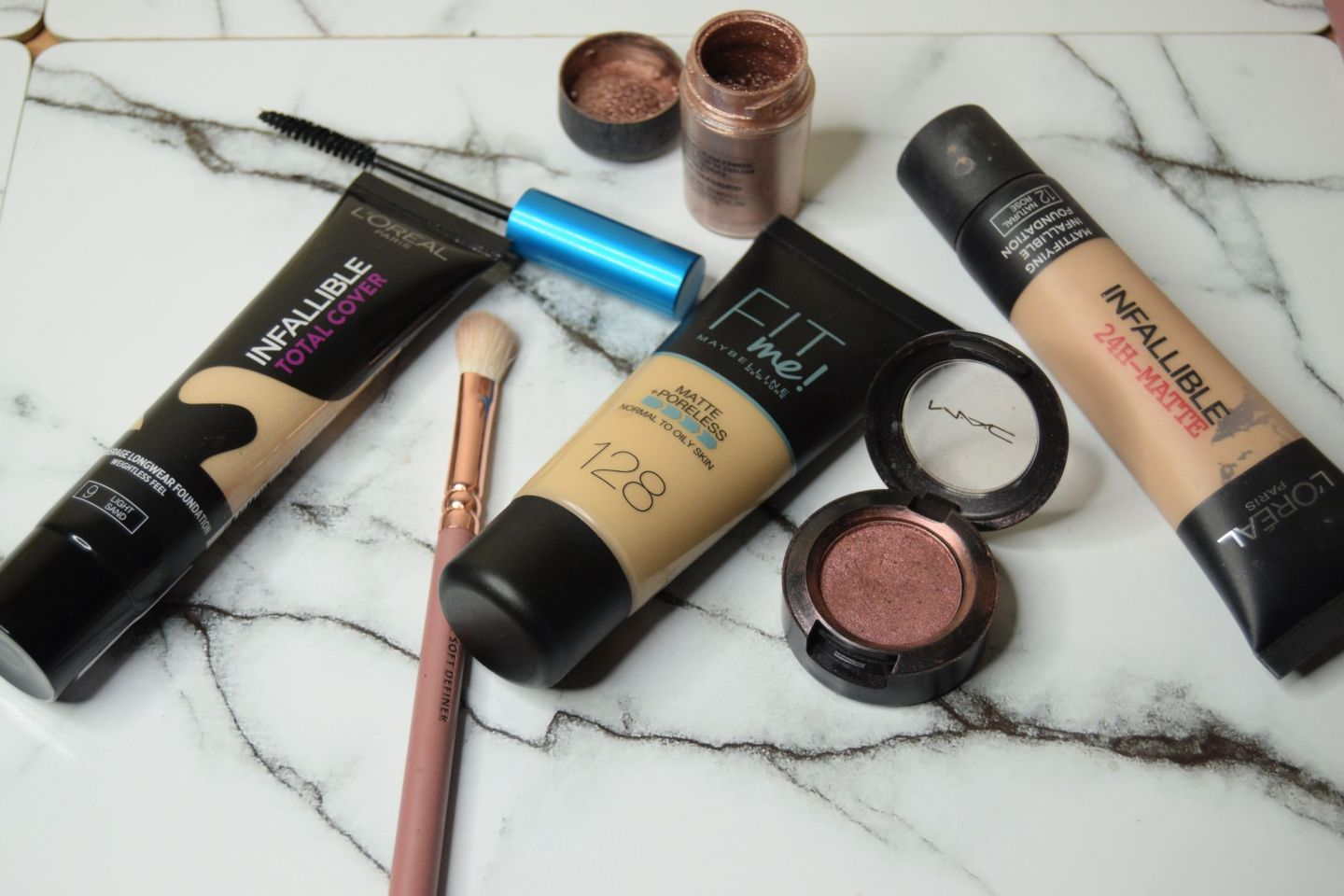 Top 3 Drugstore Foundations