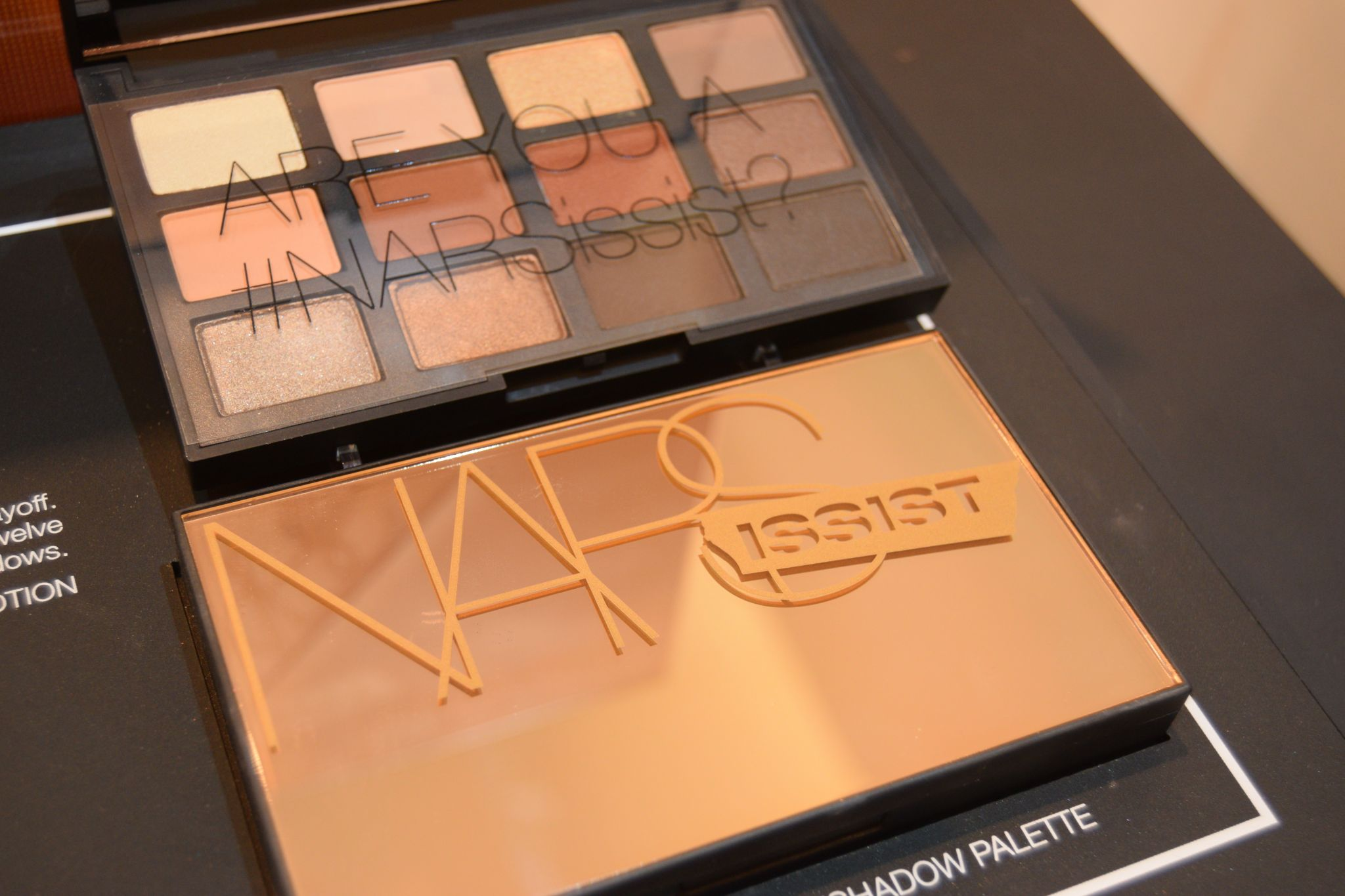 DSC 2062 1440x960 - House of Fraser EXCLUSIVE: Nars Loaded Palette