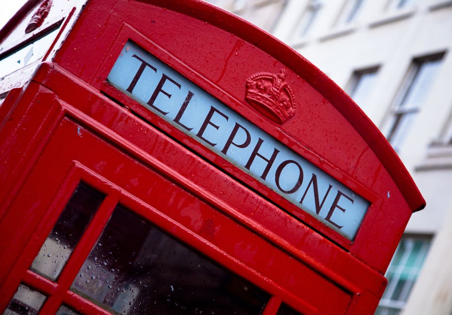 telephone london red england 163090 - Getting To See The Best Of The West