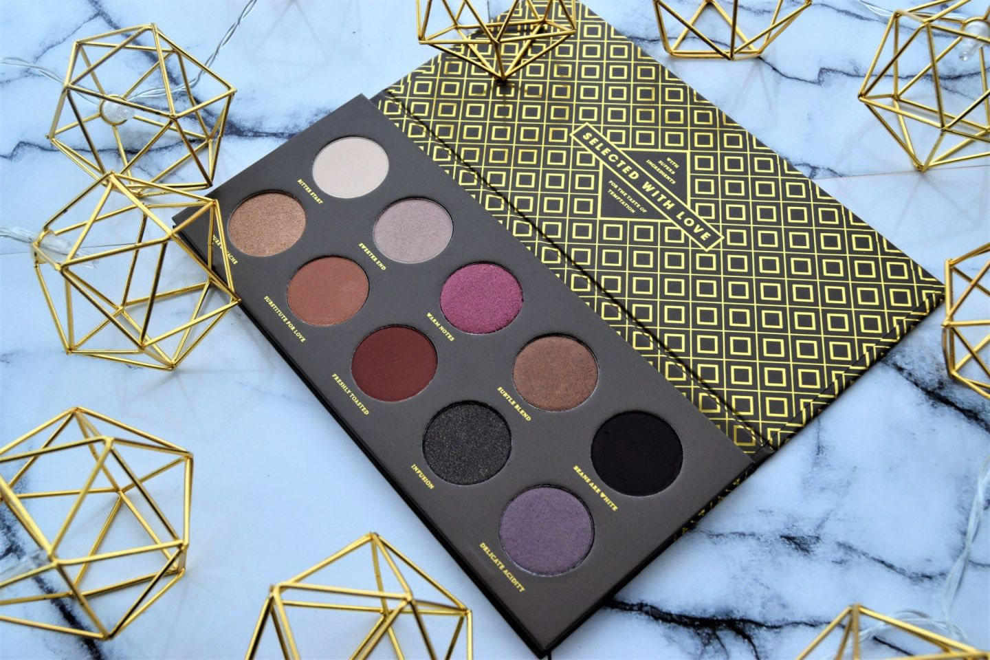 Zoeva: Looking for the Perfect Palette for Summer?