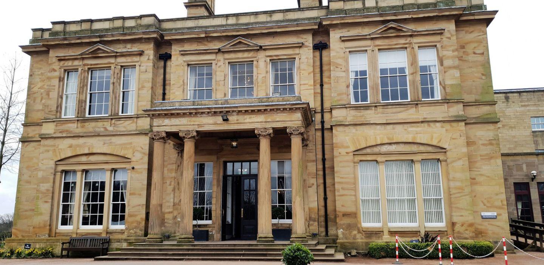 Oulton Hall