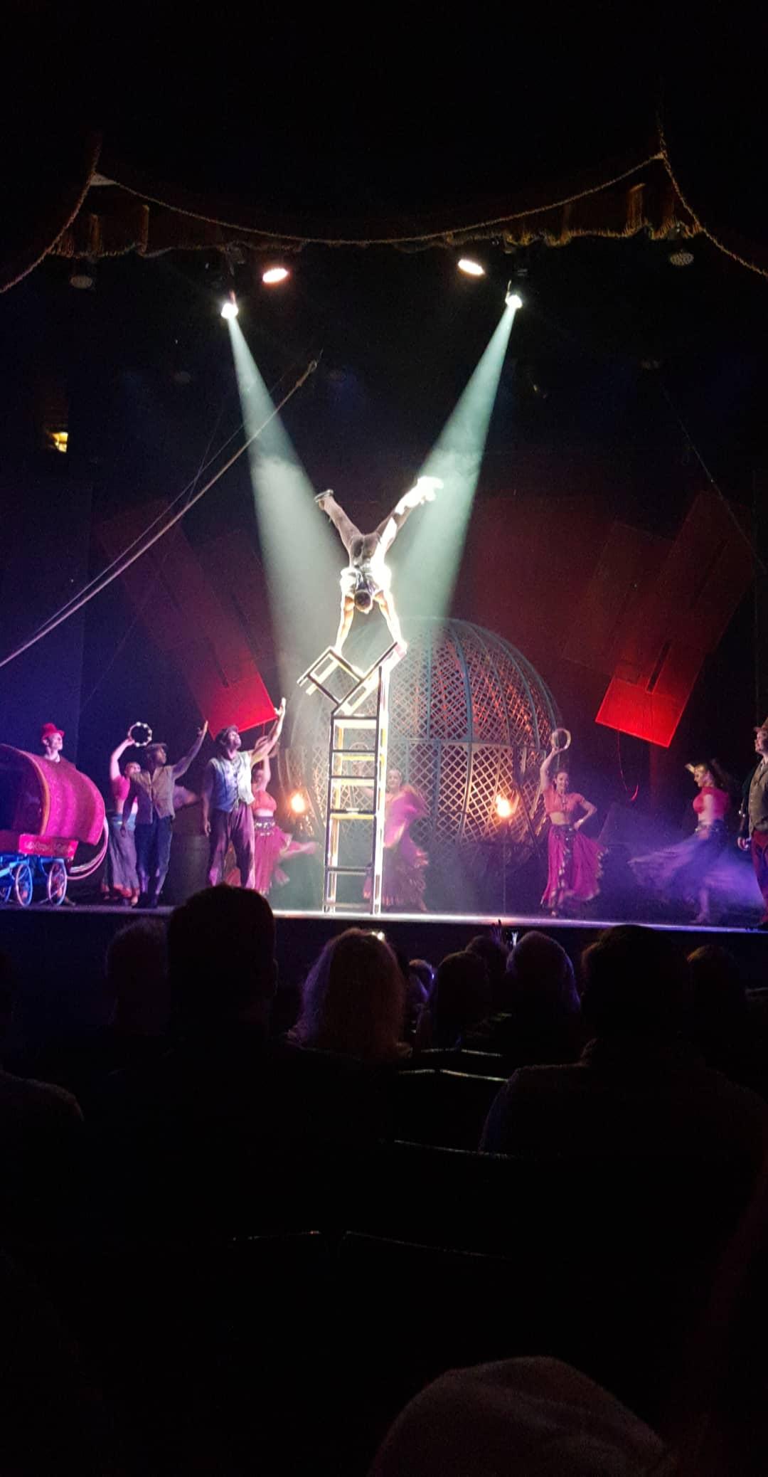 IMG 20180621 204459 837 - The Toon Has Gone Cirque Berserk!