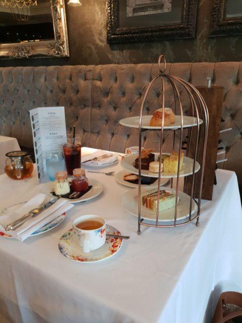 20180822 155659 - Afternoon Tea Options At Slayley Hall