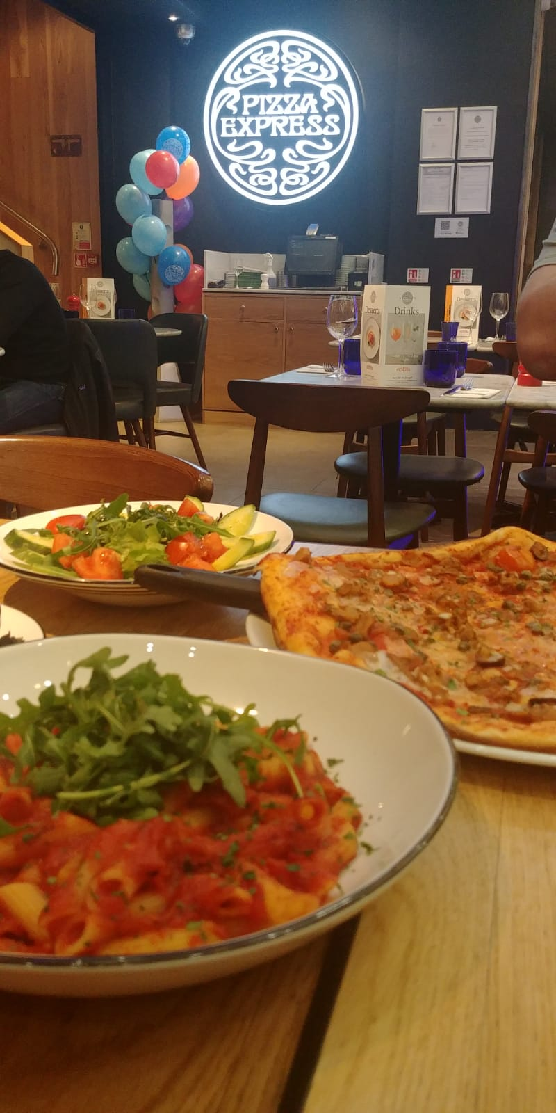 IMG 20190118 WA0039 - Final Thoughts on Veganuary with Pizza Express
