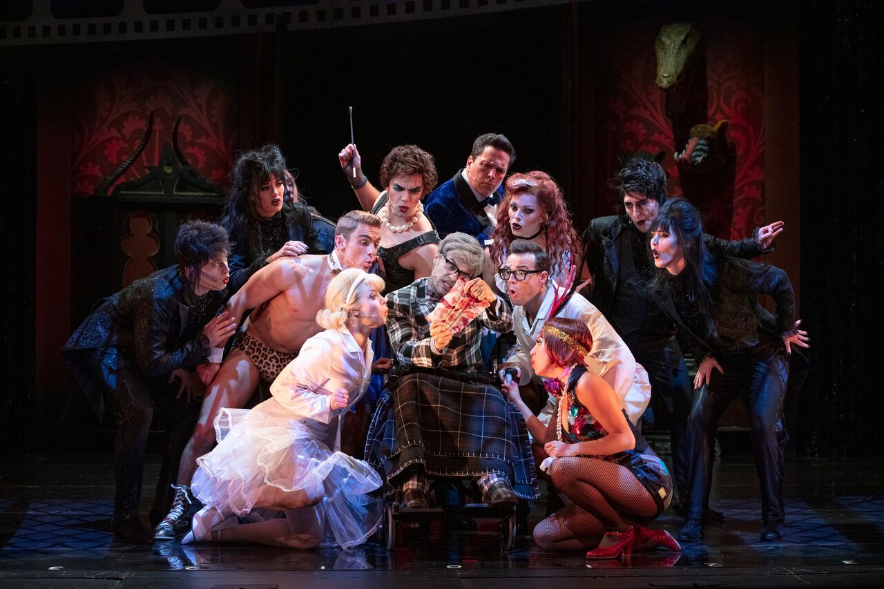 huSzeVpY - The Rocky Horror Show: Sunderland Empire