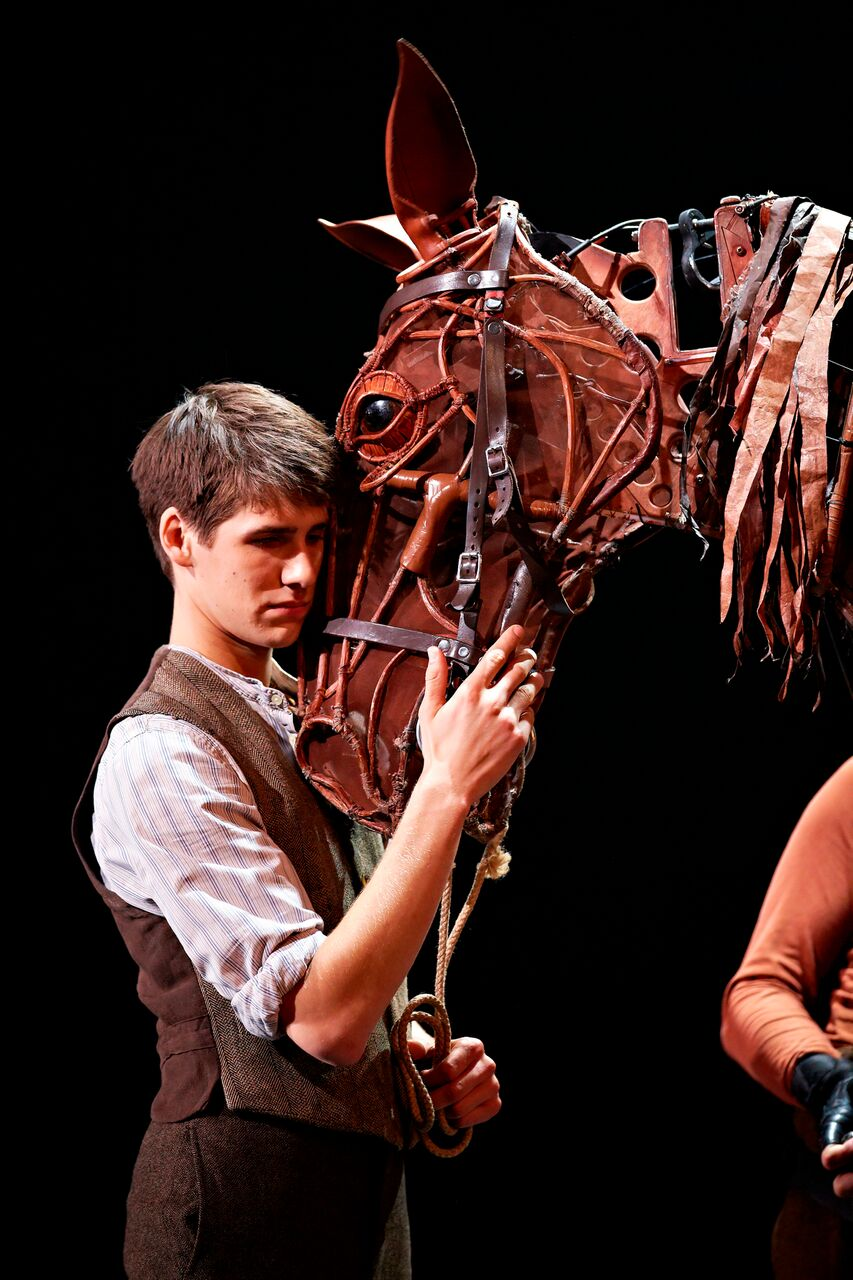 War Horse Is touring for it's 11th year and I went along to see why it was worthy of the awards and acclimation's it has received so far!