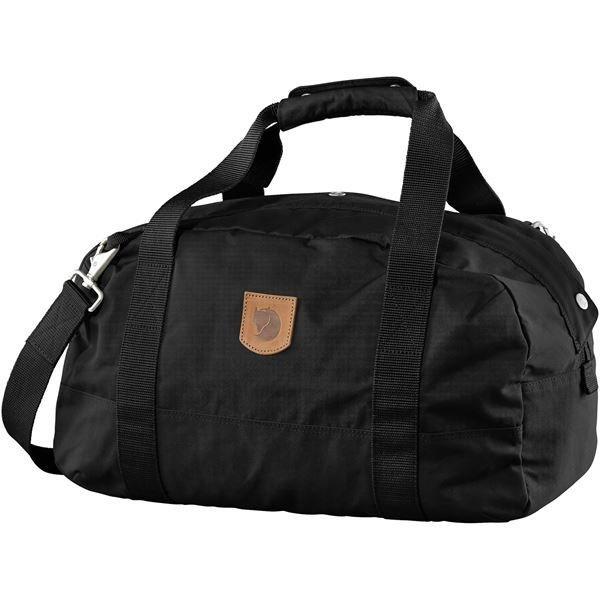 FJALL RAVEN FJALL RAVEN Greenland Duffel Bag 20 - Black - Gemorie