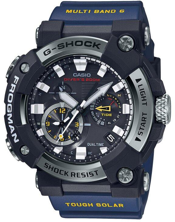 G-SHOCK G-SHOCK FROGMAN Carbon Fiber Reinforced Resin Diving Watch - Multicolor - Gemorie