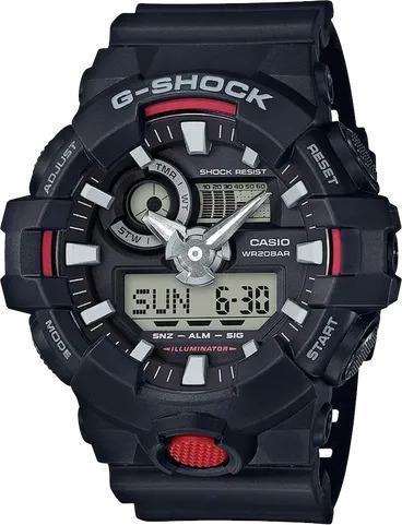 G-SHOCK G-SHOCK GA-700-1A Casio- BLACK - Gemorie
