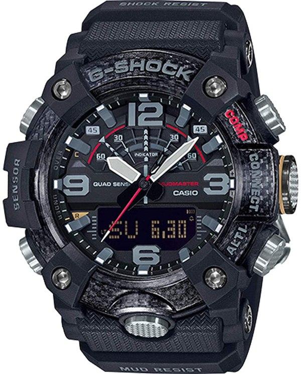 G-SHOCK G-SHOCK GG-B100-1A Casio- BLACK - Gemorie