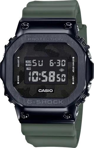 G-SHOCK G-SHOCK GM-5600B-3 Casio- BLACK AND GREEN - Gemorie