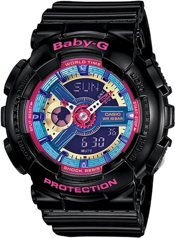 G-SHOCK G-SHOCK LED Light Women's Watch - Multicolor - Gemorie