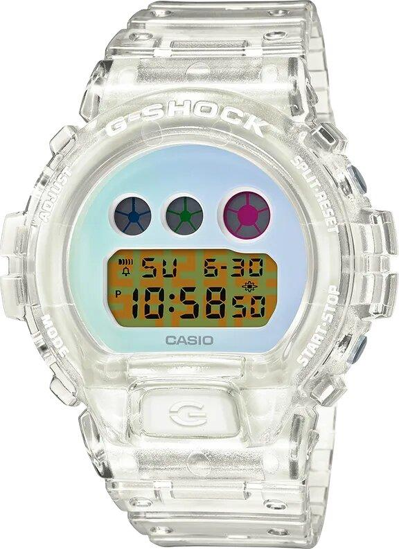 G-SHOCK G-SHOCK Limited Edition 25th Anniversary Watch - Clear - Gemorie