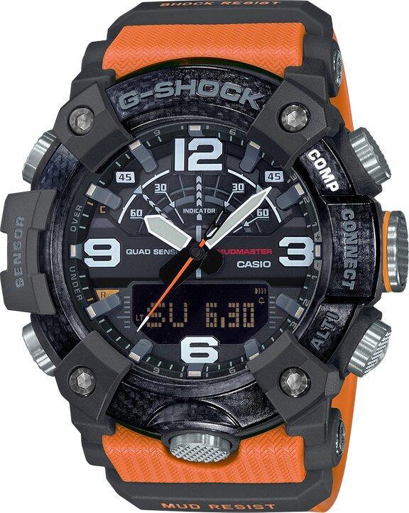 G-SHOCK G-SHOCK Master of G Series Mode Switching Quad Sensor Men's Watch - Multicolor - Gemorie