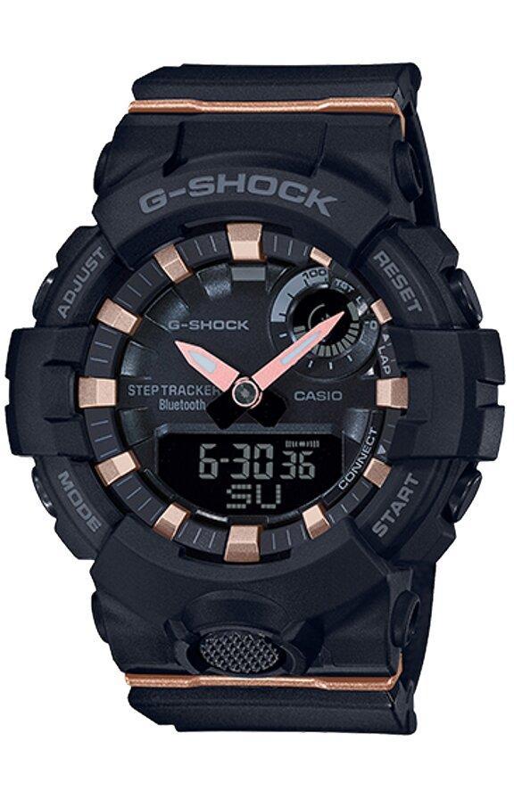 G-SHOCK G-SHOCK Step Goal Progress Display Sports Watch - Black - Gemorie
