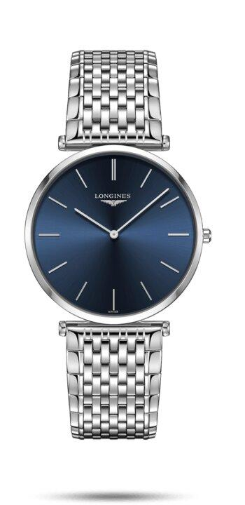 LONGINES LONGINES La Grande Classique de Longines Men's & Women's Watch - Stainless Steel - Gemorie